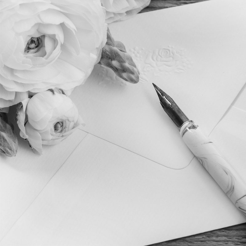Personal Handwritten Letter Writing Services In India